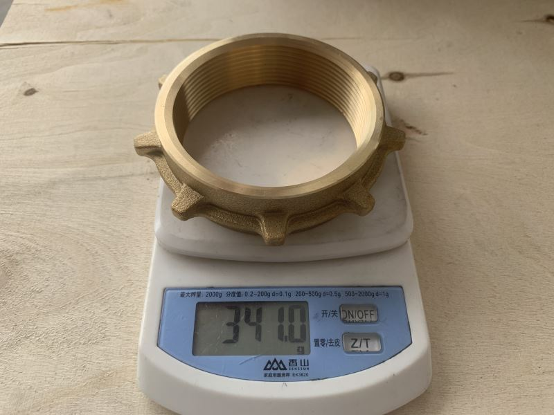 Weight Of Insert