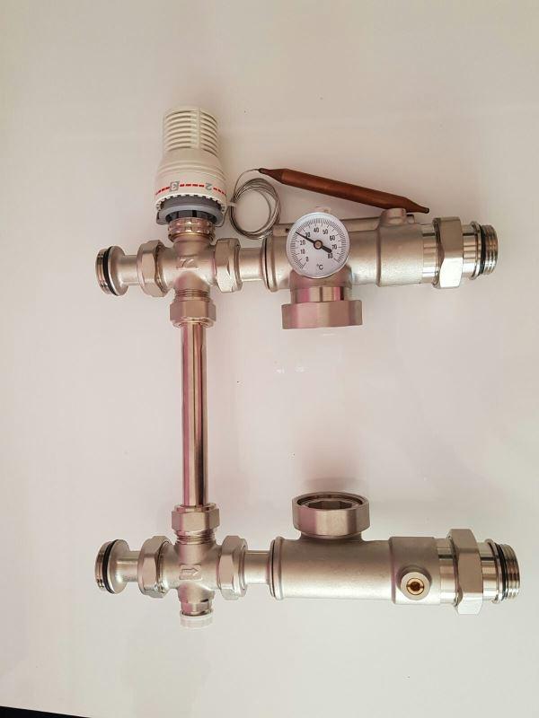 trv valve manifold